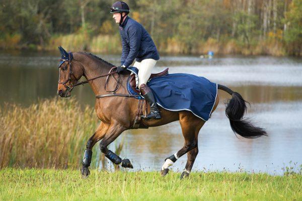 Horseware Rambo Ausreit/Nierendecke