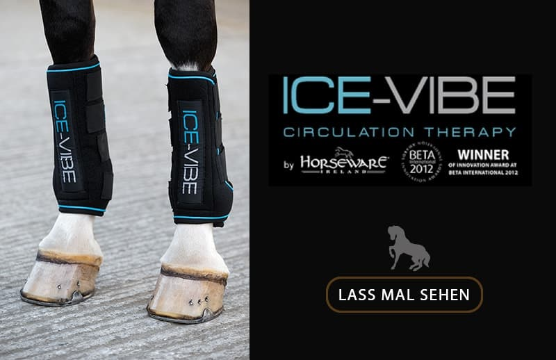 Horseware Ice Vibe Therapy Gamaschen